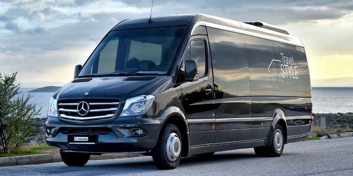 Mercedes Benz Sprinter CustomLine