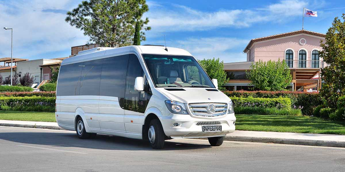 Tourist buses models hotel minibuses based on mercedes for Mercedes benz of atlantic city